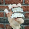 Selection of Chocolate Snack Bars | Coconut and Peanut Caramel (Box of 10)