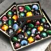 Seasonal Selection Chocolate Box (24 Bonbons)