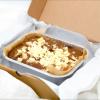 Salted Peanut Butter & White Chocolate Blondies | Vegan, Gluten & Refined Sugar Free