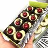 Christmas Pudding Vegan Brownie Box ( Free From )