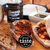 Simon's Marmalade on Sprouted Rye Sourdough