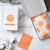 Baked Doughnuts Chocolate Orange   Vegan & Refined Sugar Free (Box of 6)