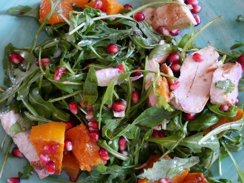 Exotic Summer Salad Recipe