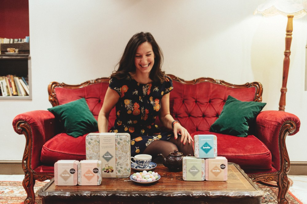 Food Heroes: Lavinia Davolio, Lavolio Boutique Confectionery