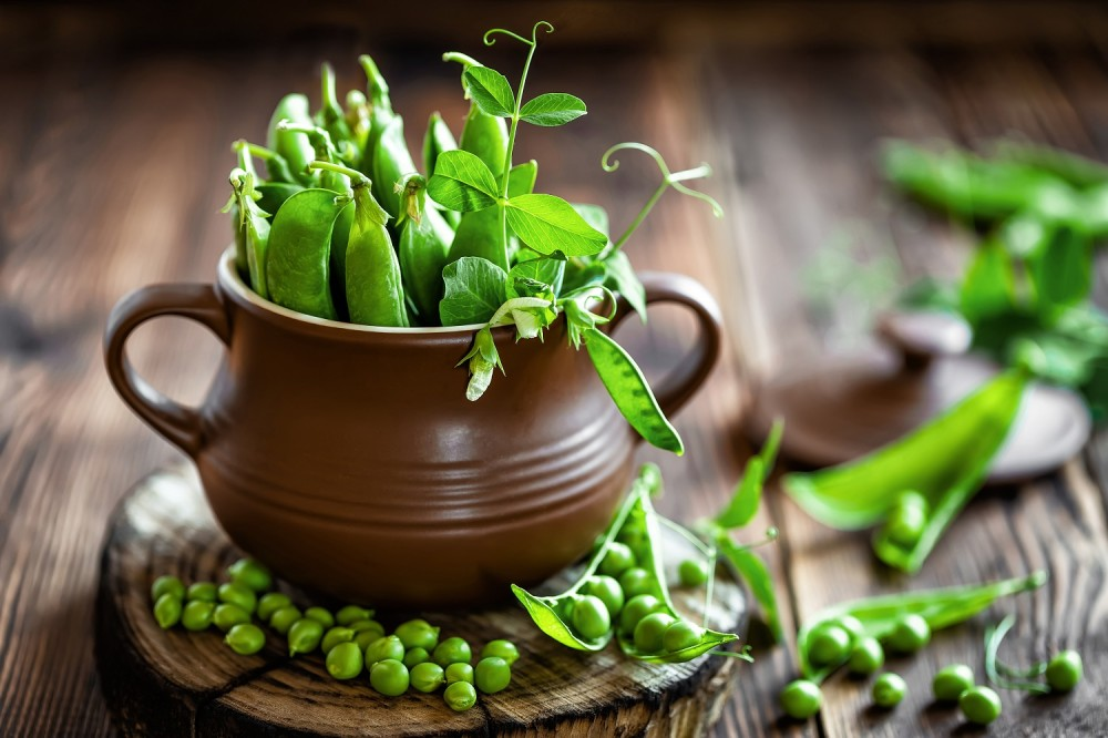 What to Do With: Fresh Peas