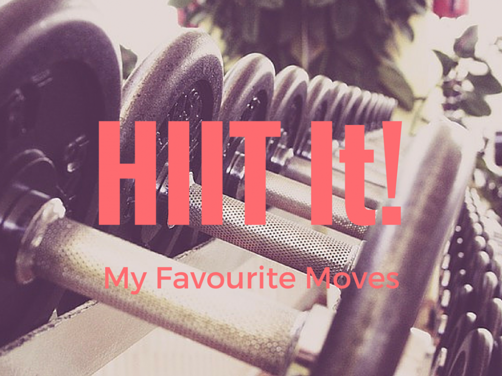 Let's HIIT It!