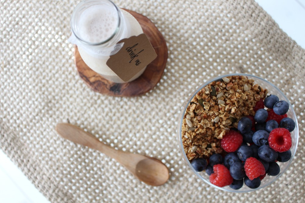 Best-Ever Granola Recipe