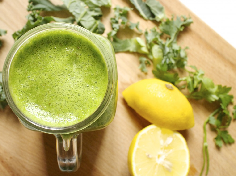 6 Steps to the Ultimate Green Smoothie