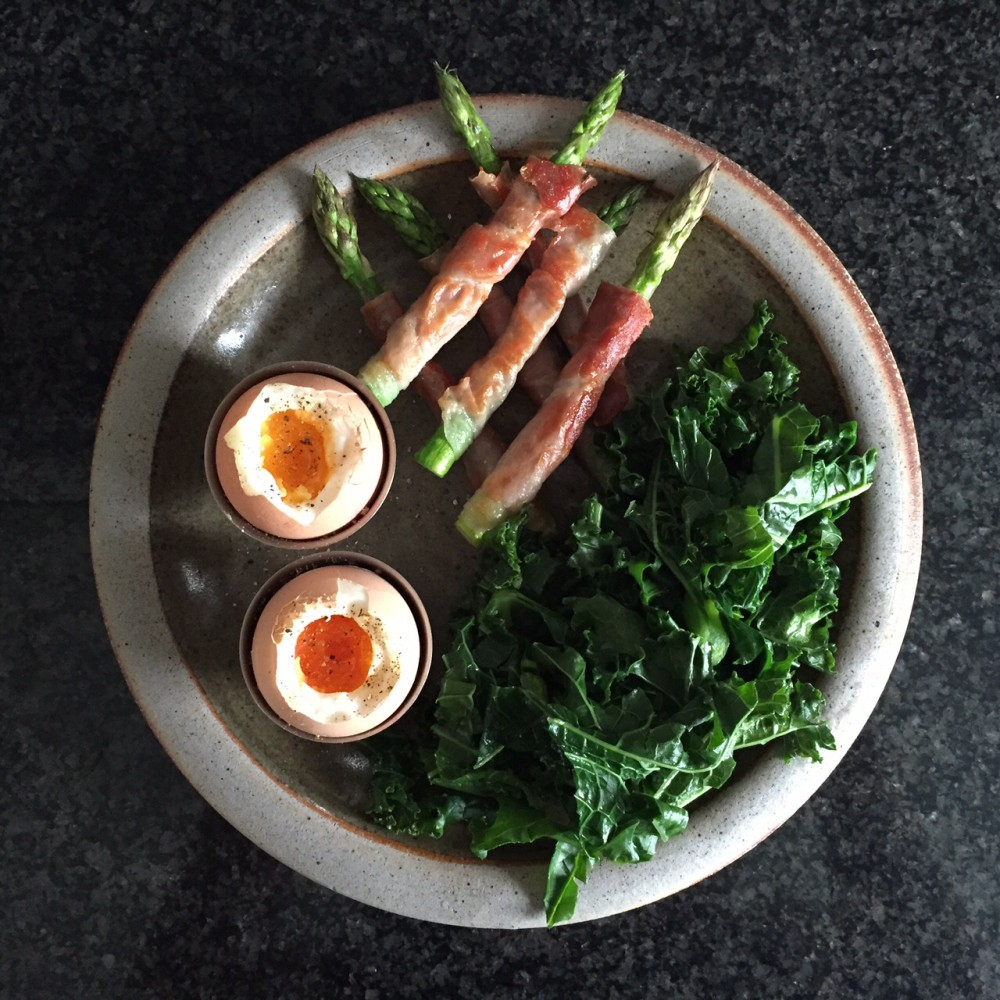 Dippy Eggs with Pimped Up Soldiers