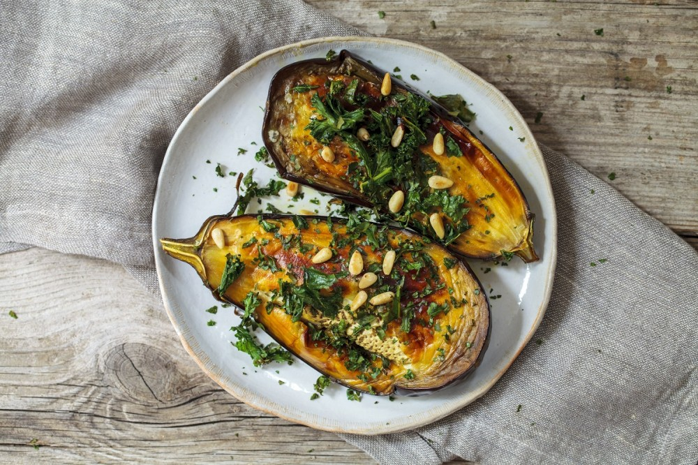 What To Do With Aubergines