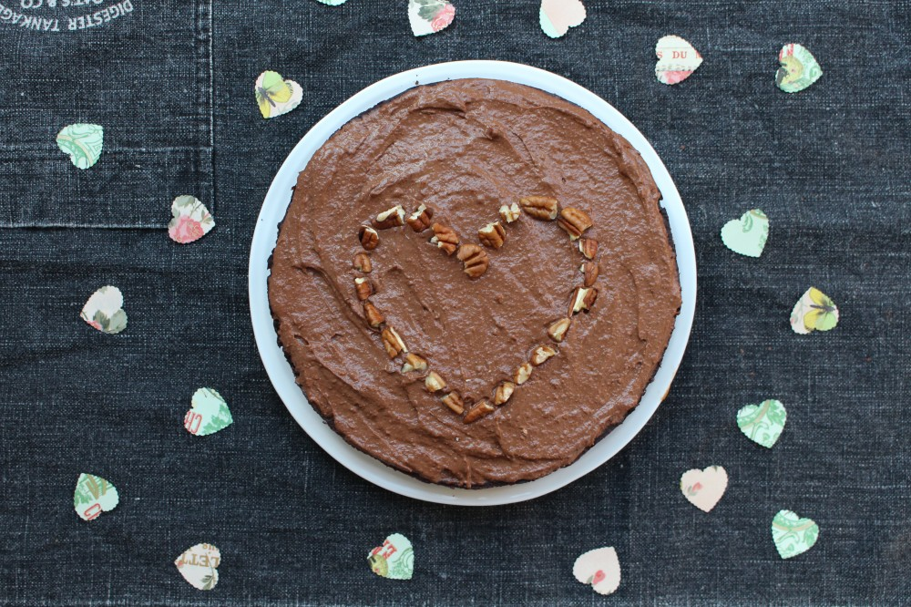 Heavenly 4 Ingredient Chocolate Frosting