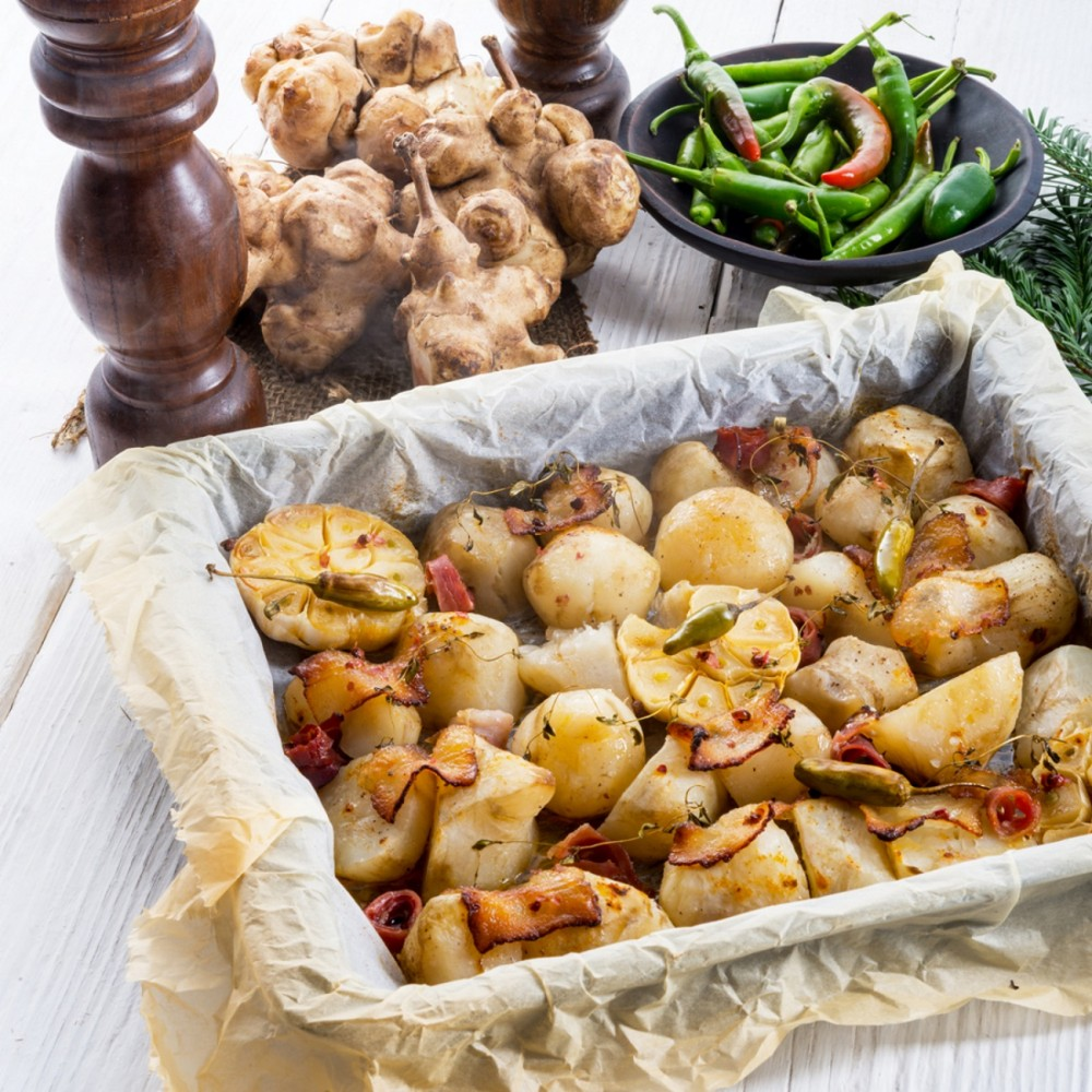What To Do With Jerusalem Artichokes