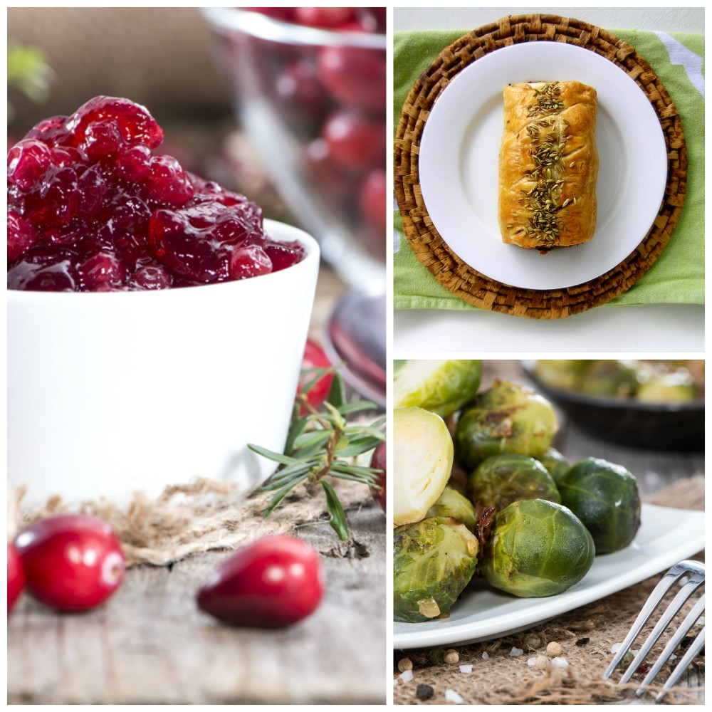 What No Meat?! 8 Veggie Christmas Ideas