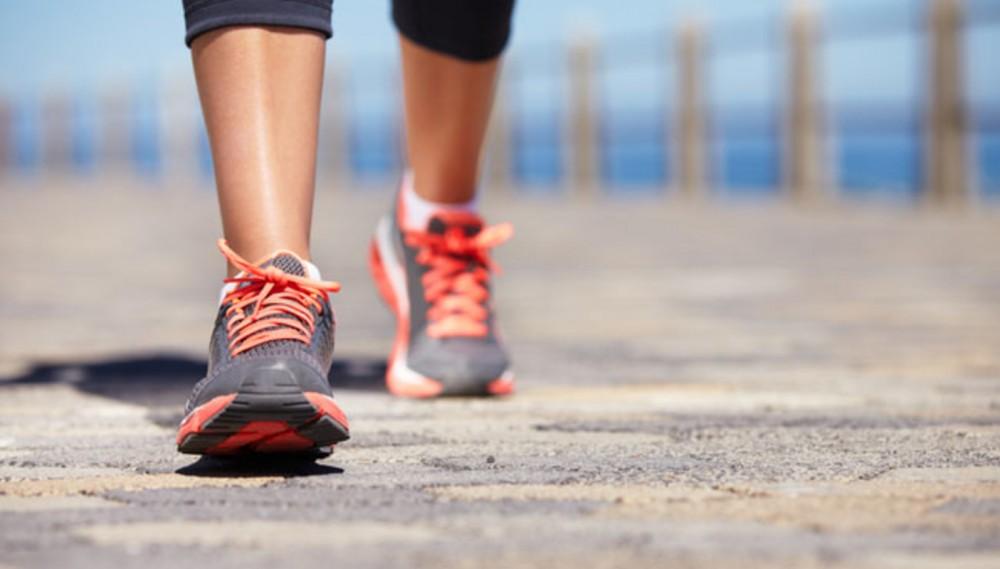 Start Walking (more) this Summer