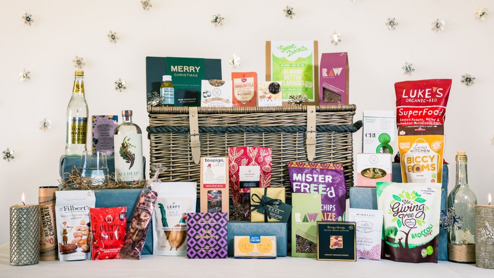 Best Christmas Hampers for 2017