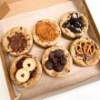 Vegan Deep Dish Cookies (Mixed Box of 6)
