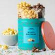 Happy Birthday Gourmet Popcorn Gift Tin