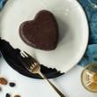 Heart Shaped Caribbean Rum Cake