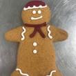 Gluten Free Seasonal Gingerbread Men - Halloween ( set of 2 )