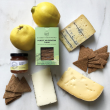 Sussex Cheeses with Quince Paste