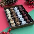 Christmas Chocolate Truffle Selection