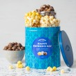 Happy Father's Day Gourmet Popcorn Gift Tin