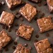 Ruby & White Chocolate Brownies Baking Box