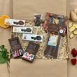 Gift Box Cocoa Libre Chocolate   Dairy Free Vegan