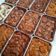Vegan And Gluten Free Dark Chocolate Brownie Pie