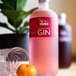 Rhubarb and Ginger Gin