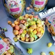 Candyfloss vegan popcorn