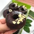Mint Choc Doughnuts