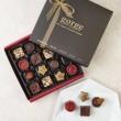 16 Raw Chocolate Selection Box