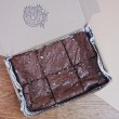 Sea Salt Brownies - Vegan & Gluten Free