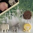 Chocolate Zoo Animals
