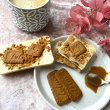 Vegan Stuffed Biscoff Chocolate Bar   Dairy Free