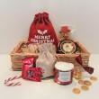 Traditional Christmas Treats Mini Gift Basket