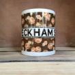 Rose Personalised Mug