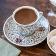 Handmade Ceramic Fincans (Turkish coffee cup) - Set of 2