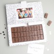 Funny chocolate christmas card