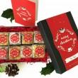 Christmas Gluten Free Brownie Bites Gift Box