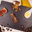 Cricket Flour Snack Bars - Dark Chocolate & Fig