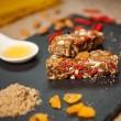 Cricket Flour Snack Bars - Apricot Goji & Chia