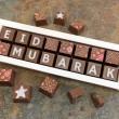 cocoapod eid mubarak chocolates
