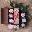 Christmas Gourmet Jam And Marmalade Taster Box