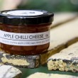 Handmade Apple Fruit Cheese with Chilli