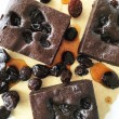 Rum & Raisin Brownies – Serves 10 (Gluten Free)