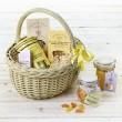 Mothers Day Hamper Open Basket
