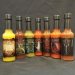 All 7 of The Chilli Alchemist's Sauces