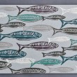 Swimming Fish Placemats